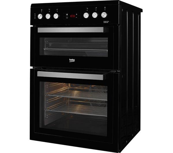 Buy Beko Select Xdc6nt54k 60 Cm Electric Cooker Black