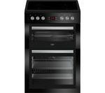 BEKO Select XDC6NT54K 60 cm Electric Cooker - Black