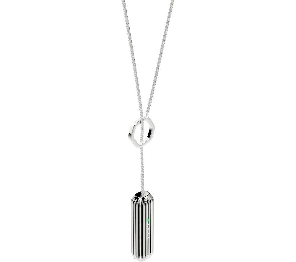 FITBIT Flex 2 Lariat Pendant - Silver, Universal