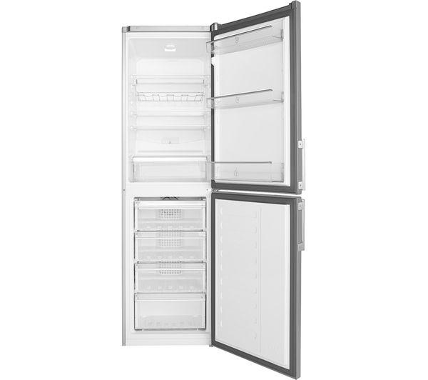 Buy Grundig Gkf15810n 50 50 Fridge Freezer Brushed Steel