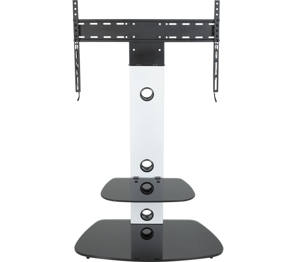 AVF Lugano FSL700LUCS TV Stand with Bracket - White