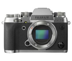 FUJIFILM X-T2 Compact System Camera - Graphite, Body Only