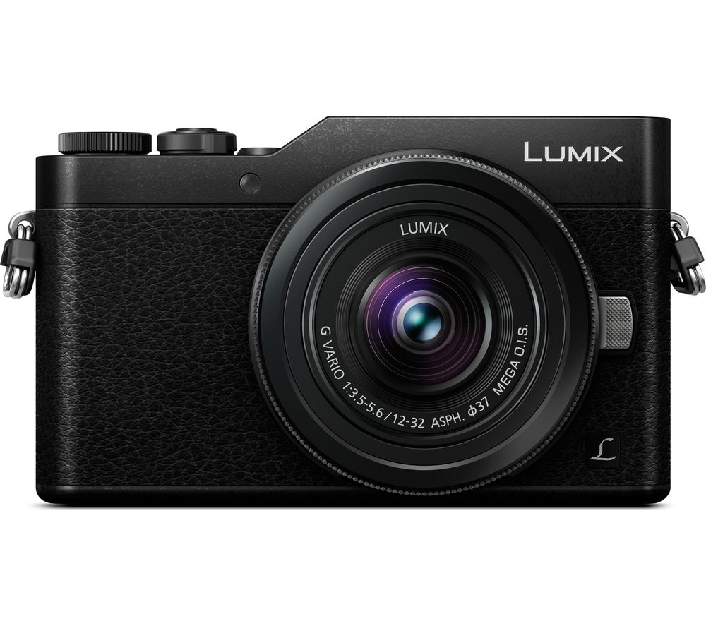 PANASONIC Lumix DC-GX800 Mirrorless Camera with 12-32 mm f/3.5-5.6 Lens