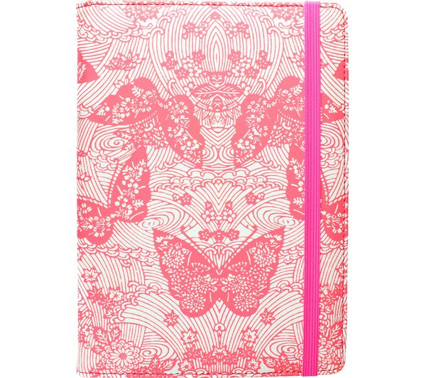 """Image of ACCESSORIZE Kimono 8"""" Tablet Case - Pink"""