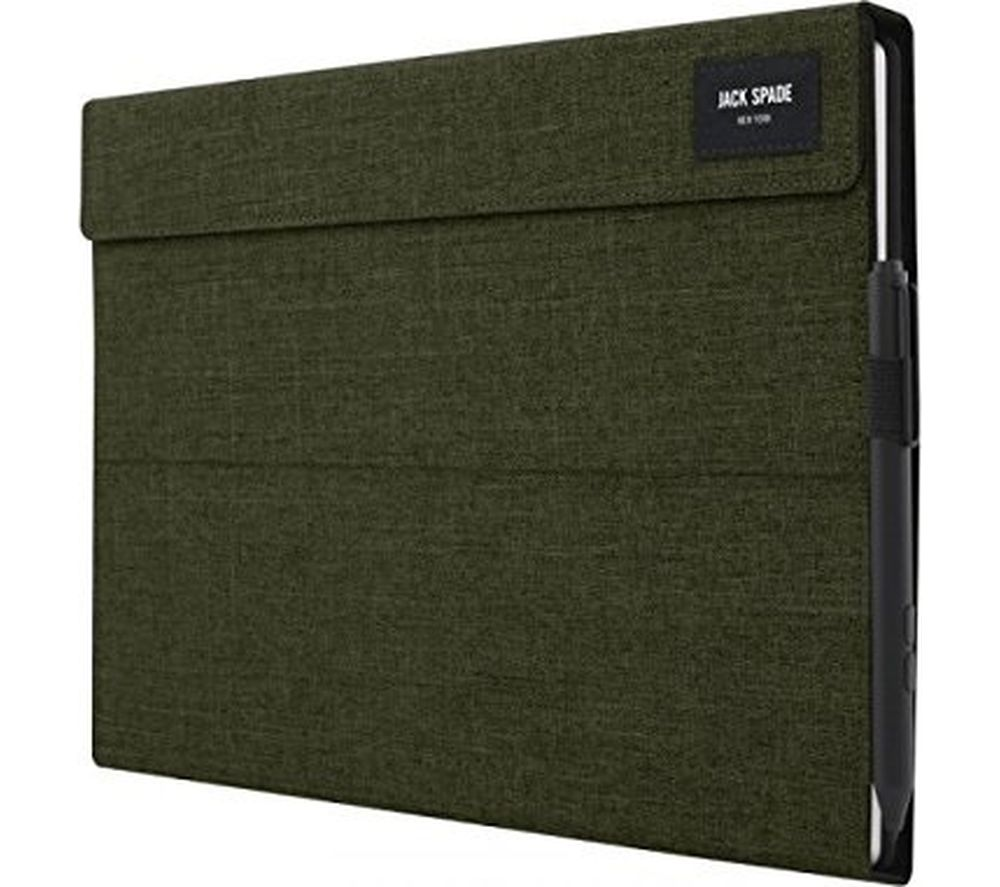 JACK SPADE Tech Oxford iPad mini 4 Folio Case - Olive