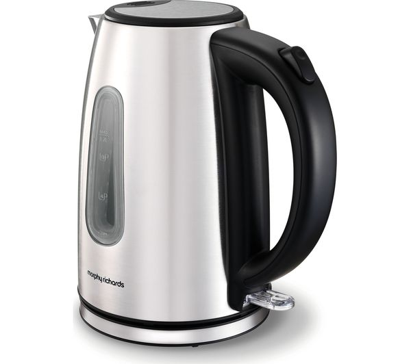 Morphy Richards Kettle: MORPHY RICHARDS Equip 102773 Jug Kettle - Stainless Steel Fast Delivery