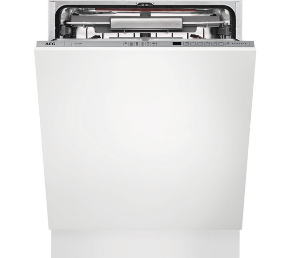 Image of AEG ComfortLift FSS62800P Full-size Integrated Dishwasher