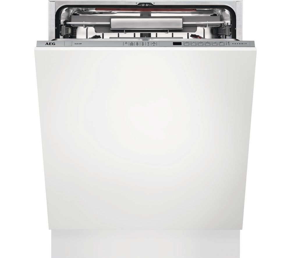 AEG ComfortLift FSS62800P Full-size Integrated Dishwasher