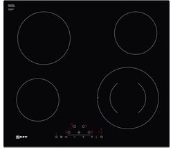 NEFF N50 T16FD56X0 Electric Ceramic Hob - Black