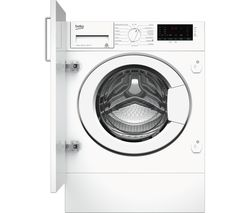Pro WIX845400 8 kg 1400 Spin Integrated Washing Machine