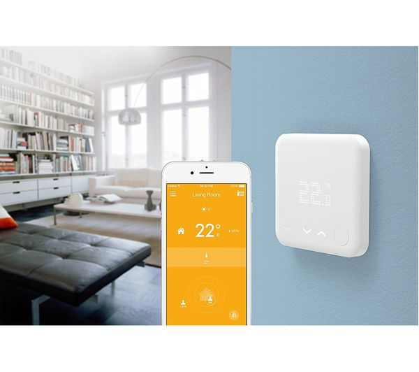 tado smart thermostat starter kit v3 deals pc world. Black Bedroom Furniture Sets. Home Design Ideas
