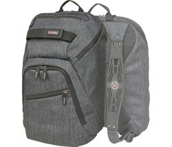 "I-STAY IS0402 16"" Laptop Backpack - Grey"