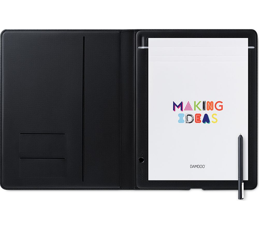 Compare cheap offers & prices of Wacom CDS-610G Bamboo Folio Smartpad Small manufactured by Wacom