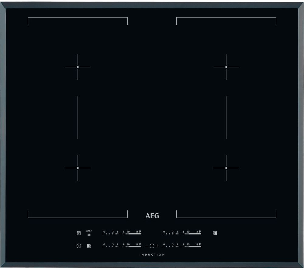 Aeg Hk654400fb Electric Induction Hob