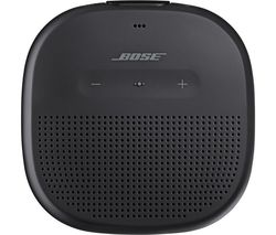 Soundlink Micro Portable Bluetooth Speaker - Black
