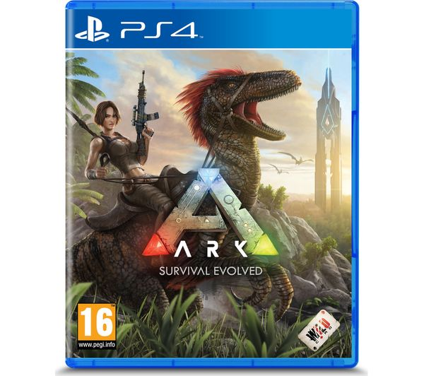 Image of PS4 ARK: Survival Evolved