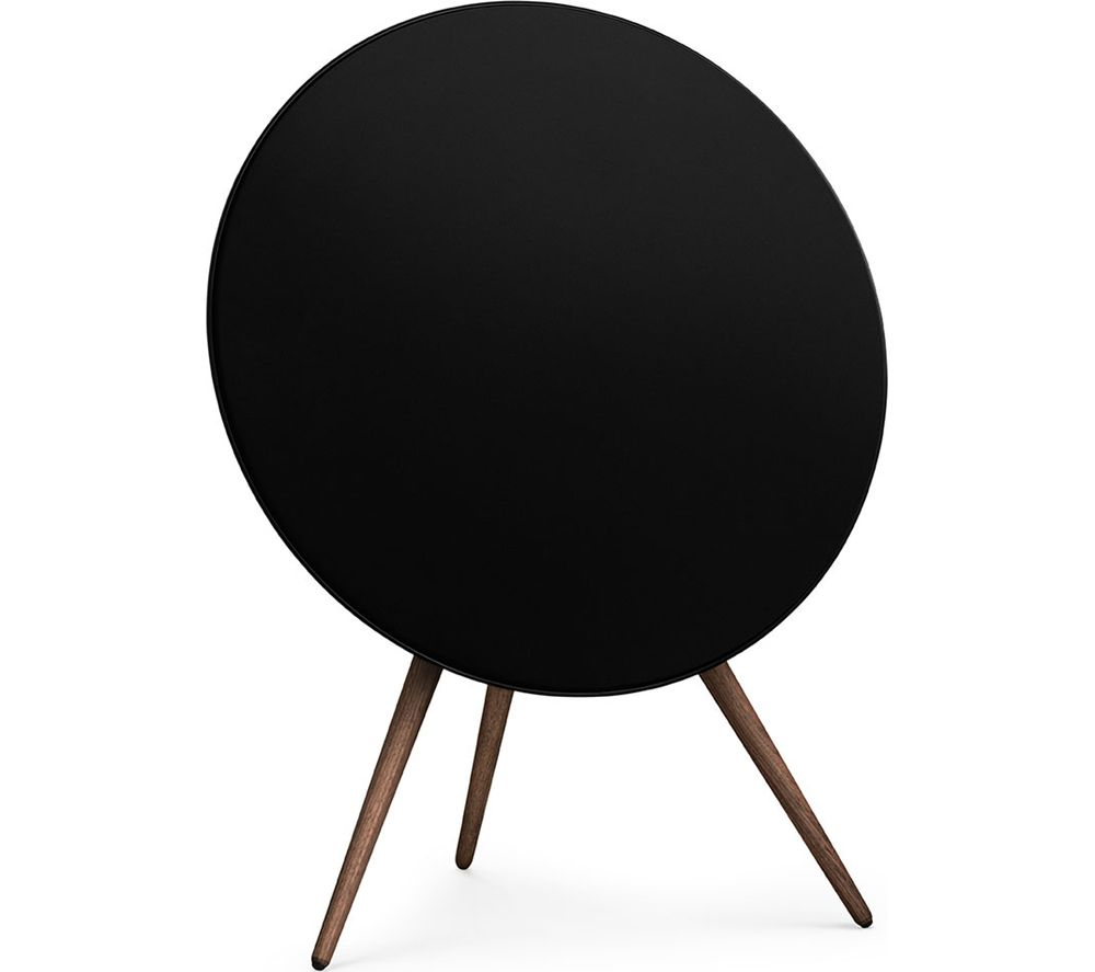 buy b o beoplay a9 bluetooth wireless smart sound speaker black walnut free delivery currys. Black Bedroom Furniture Sets. Home Design Ideas