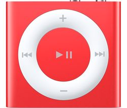 APPLE iPod shuffle - 2 GB, 4th generation, (PRODUCT)RED