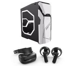 ASUS Republic of Gamers Strix GD30 Gaming PC - Black & White