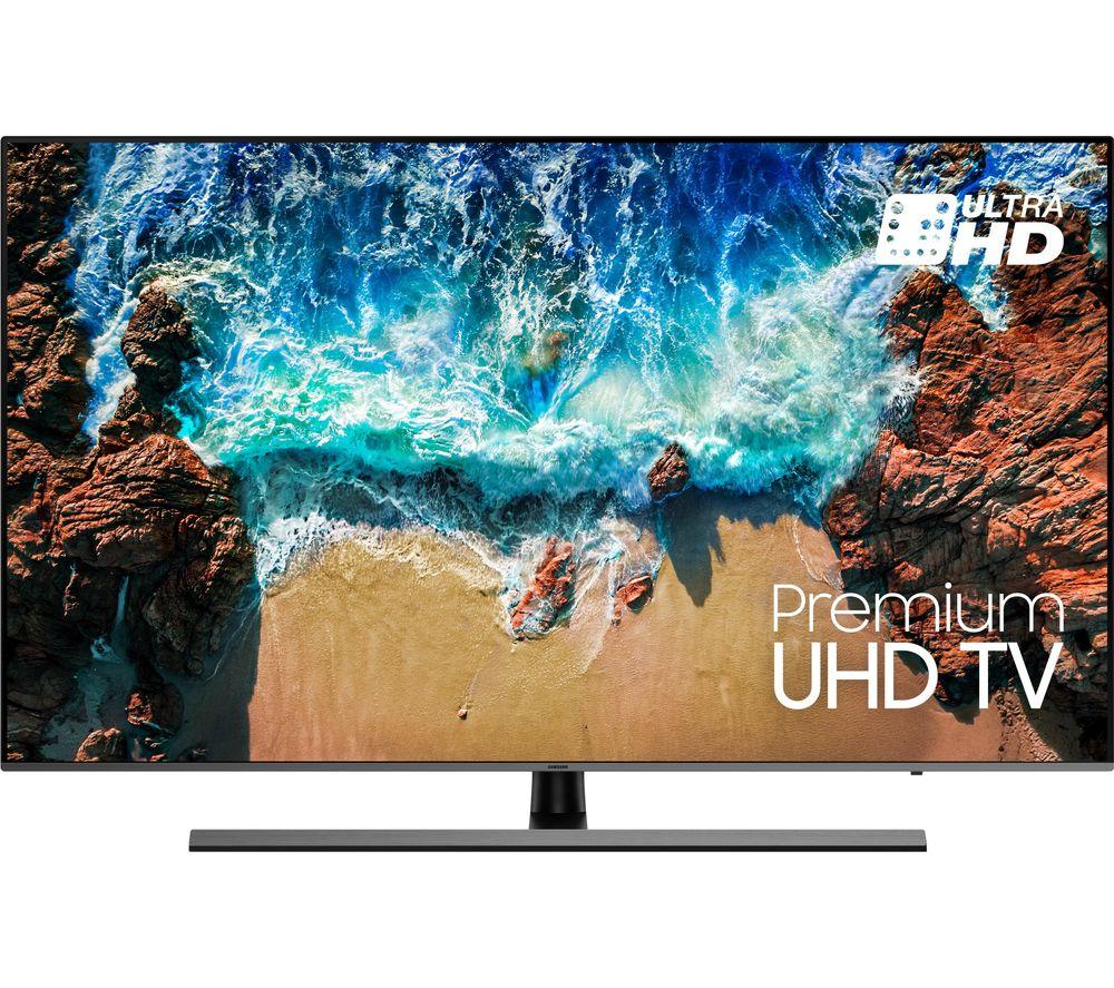 """SAMSUNG UE65NU8070 65"""" Smart 4K Ultra HD HDR LED TV"""