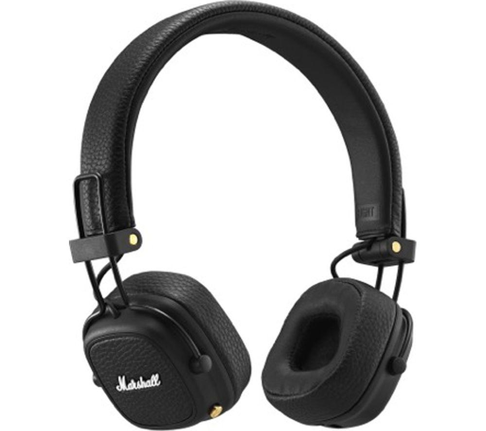 Marshall Major III Wireless Bluetooth Headphones specs