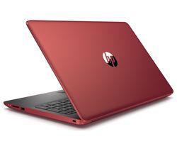 "HP 15-da0599sa 15.6"" Intel® Core™ i3 Laptop - 1 TB HDD, Red"