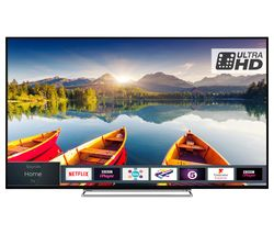 "TOSHIBA 55U6863DB 55"" Smart 4K Ultra HD HDR LED TV"