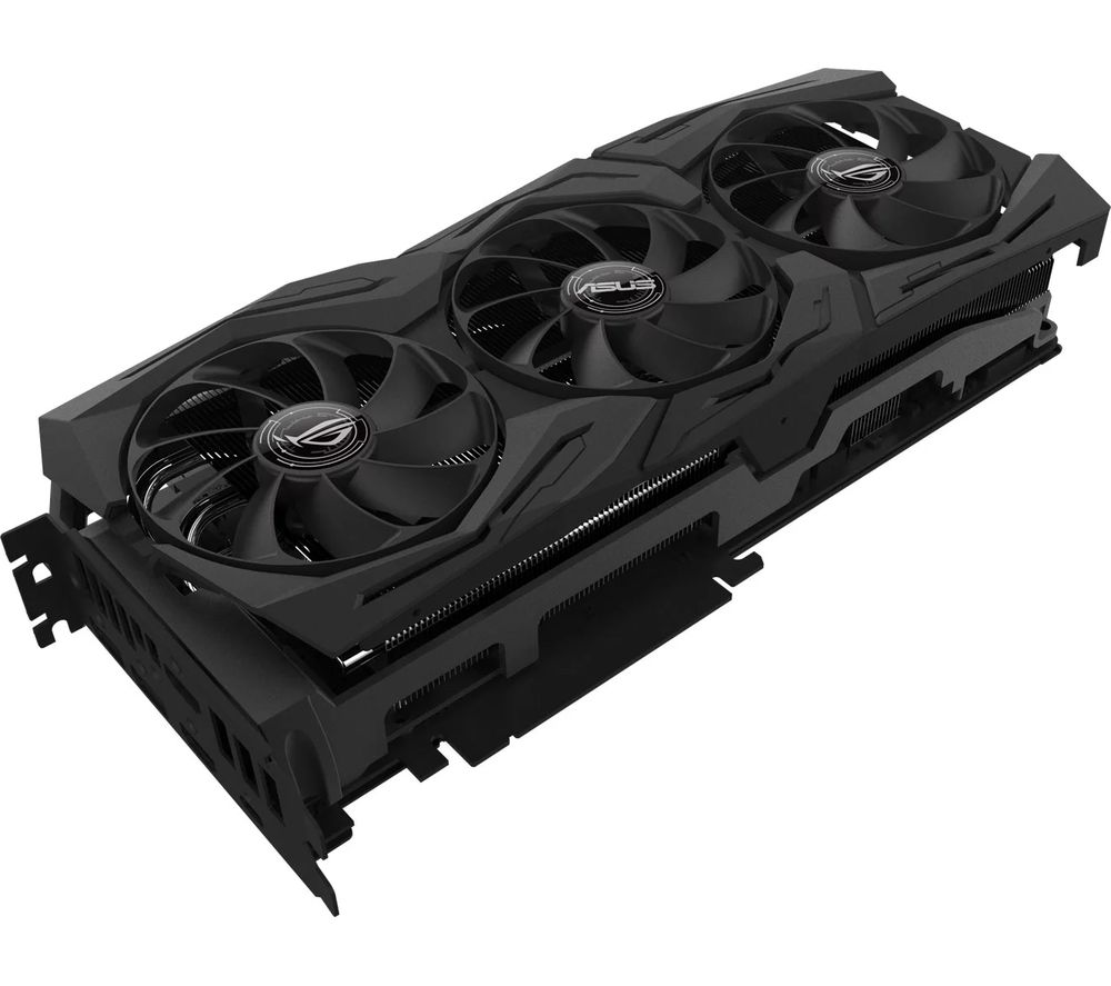 ASUS GeForce RTX 2080 8 GB ROG STRIX OC GAMING Turing Graphics Card