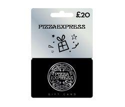 PIZZAEXPRESS £20 Gift Card