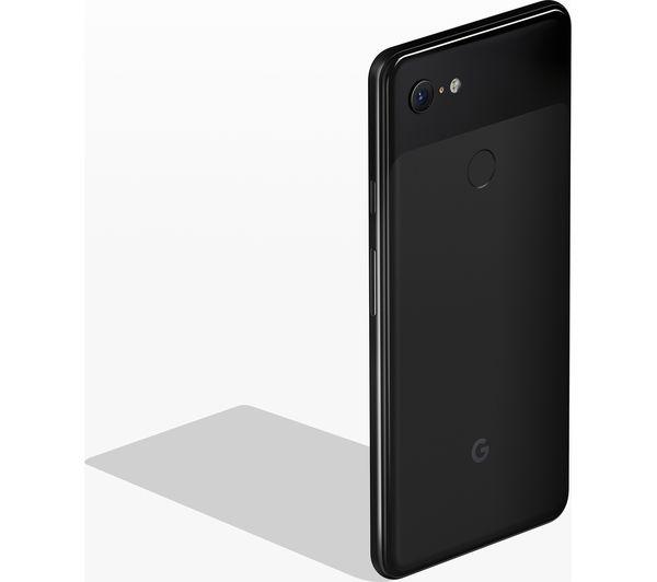 GOOGLE Pixel 3 XL - 64 GB, Black
