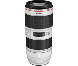 EF 70-200 mm f/2.8L IS III USM Telephoto Zoom Lens