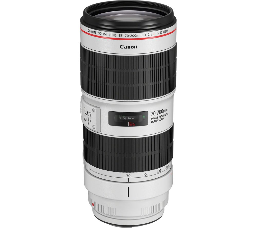 Canon EF 70-200 mm f/2.8L IS III USM Telephoto Zoom Lens