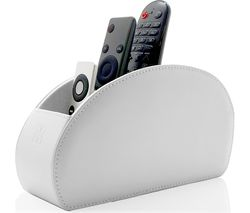 ESSENTIALS CEG-10 Remote Control Holder - White