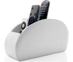 ESSENTIALS CEG-10 Remote Control Holder - White