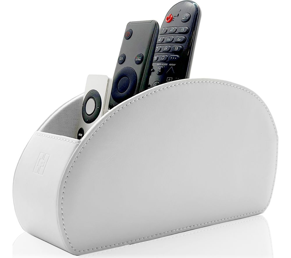 Image of CONNECTED Essentials CEG-10 Remote Control Holder - White, White