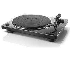 DENON DP-400 Belt Drive Turntable - Black