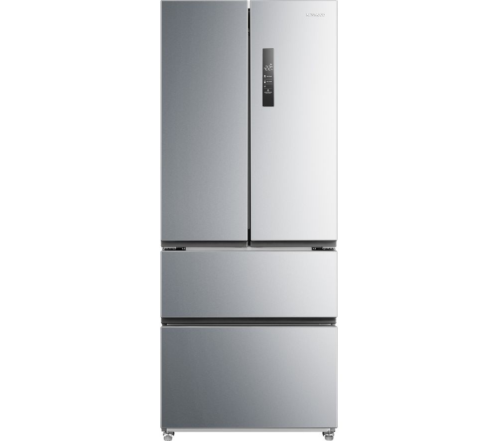 KENWOOD KMD70X19 Fridge Freezer - Inox