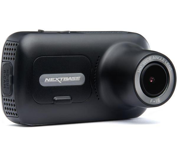 Image of NEXTBASE 322GW Full HD Dash Cam - Black