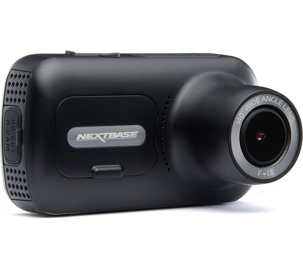 NEXTBASE 322GW Full HD Dash Cam - Black