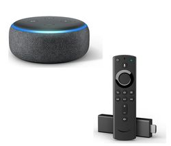 AMAZON Echo Dot (2018) - Charcoal