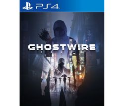 PS4 Ghostwire: Tokyo