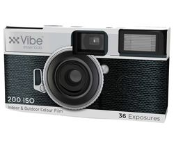 VIBE Single Use 36 Exposure Camera - Pack of 5