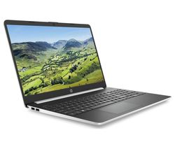"HP 15s-fq1514sa 15.6"" Laptop - Intel® Core™ i3, 128 GB SSD, Silver"