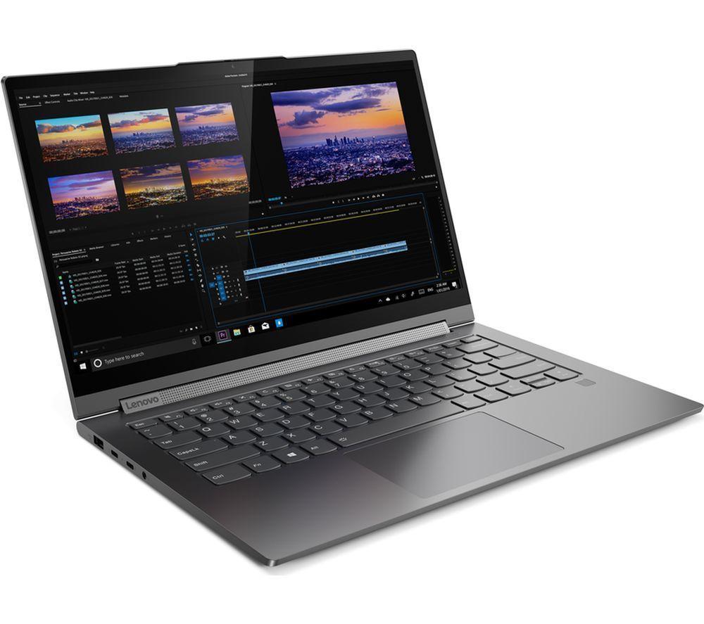 "LENOVO YOGA C940 14"" 2 in 1 Laptop - Intel® Core™ i5, 256 GB SSD, Grey"