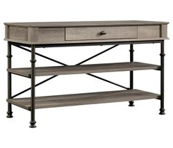 Canal Heights 1054 mm TV Stand - Northern Oak