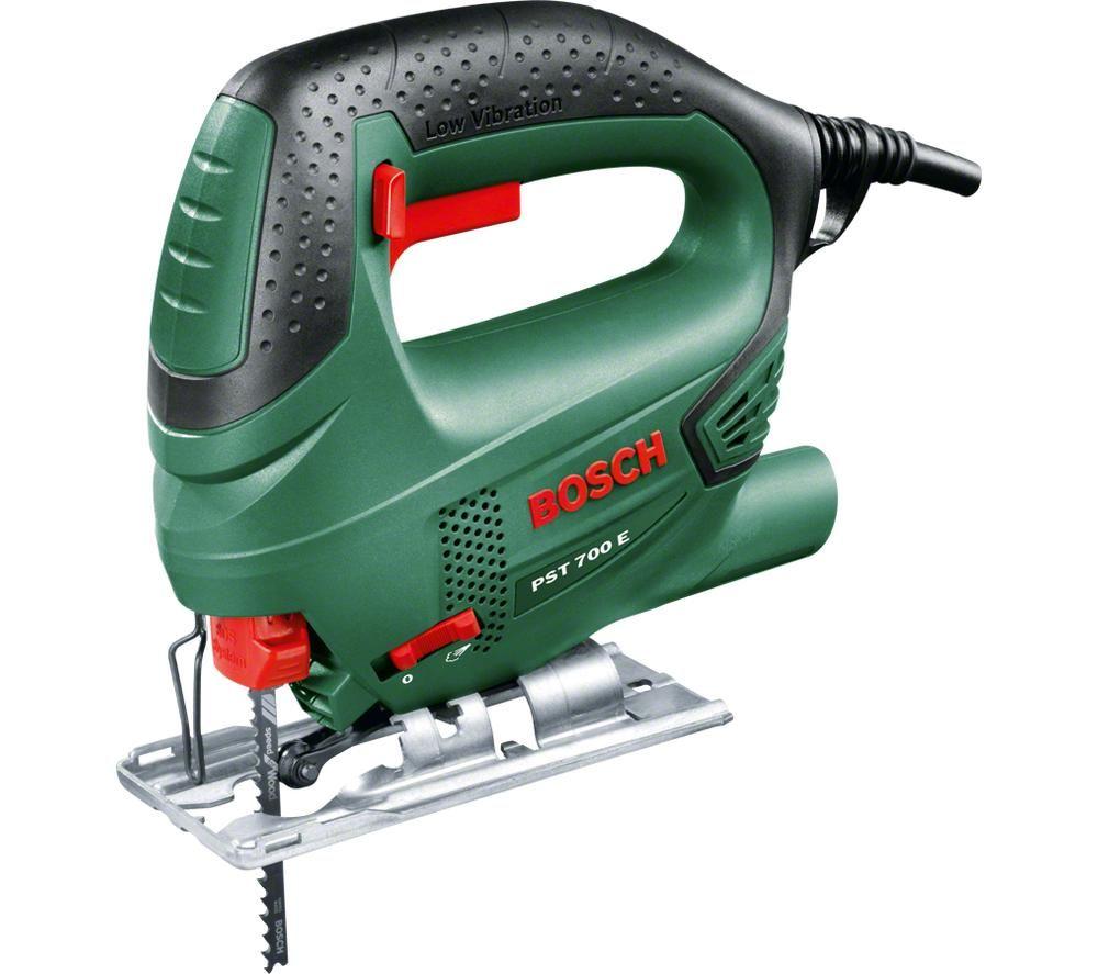 BOSCH PST 700 E Jigsaw - Green & Black
