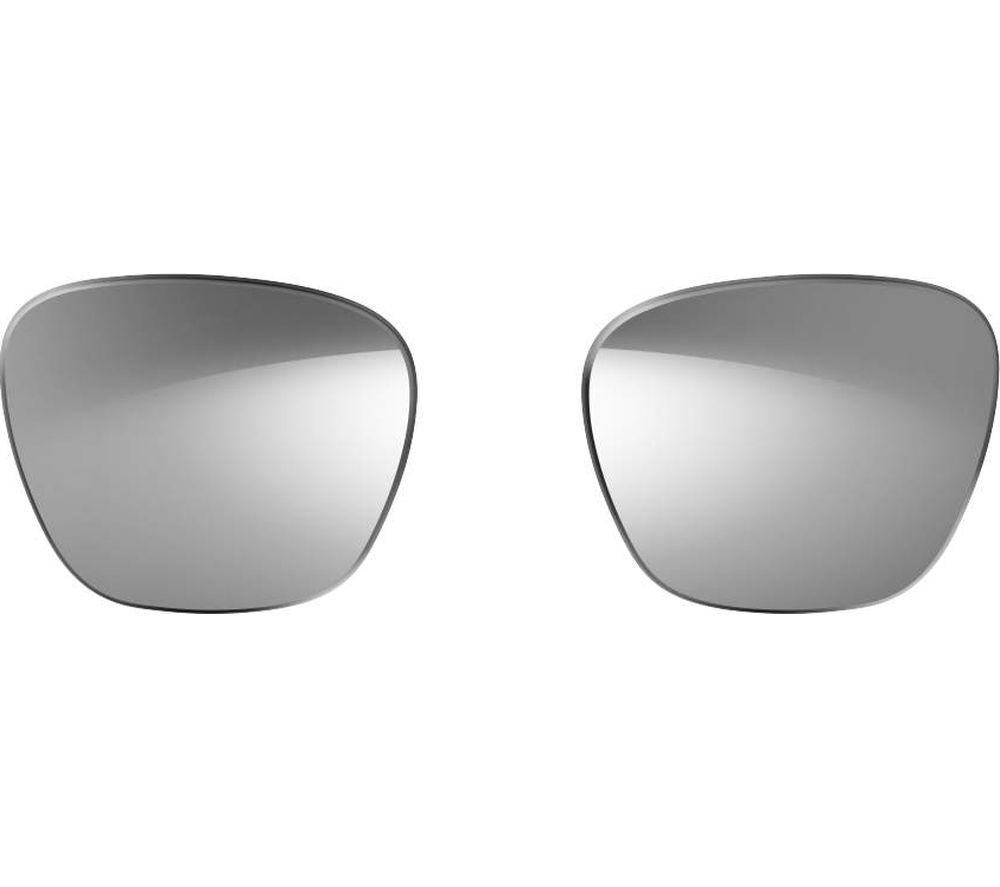 BOSE Frames Alto Lenses - Mirrored Silver, Small/Medium