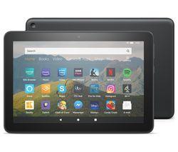 Fire HD 8 Tablet (2020) - 32 GB, Black