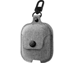 AirSnap AirPod Case Cover - Grey