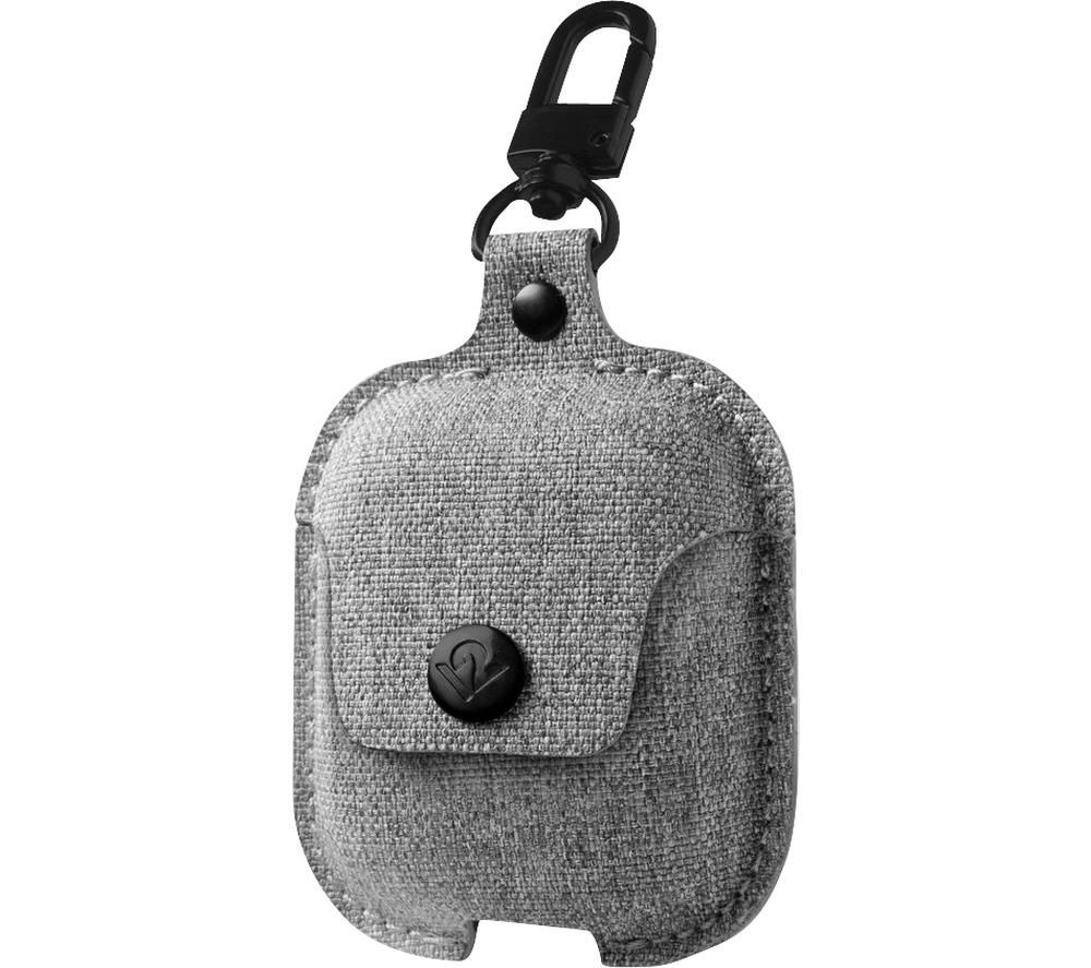 TWELVE SOUTH AirSnap AirPod Case Cover - Grey